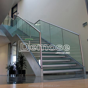 Superieur Staircase Types/new Staircase Cost/metal Stairs With Glass Steps