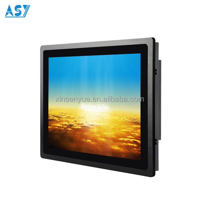 Automatic Control System Touch Screen PC All in One
