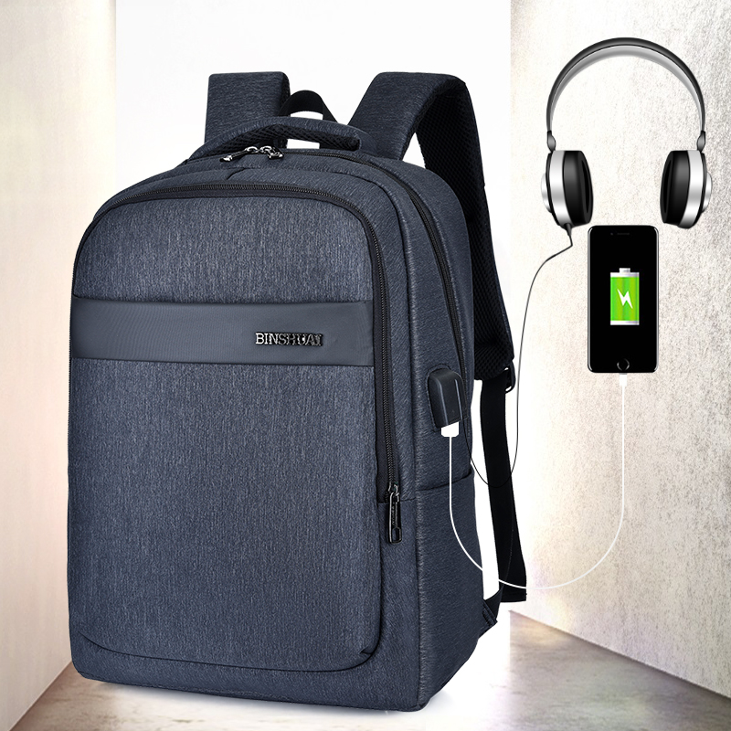 Laptop Backpack for Men Women Back Pack Waterproof College Computer daypacks teenagers's Travel bag with USD port