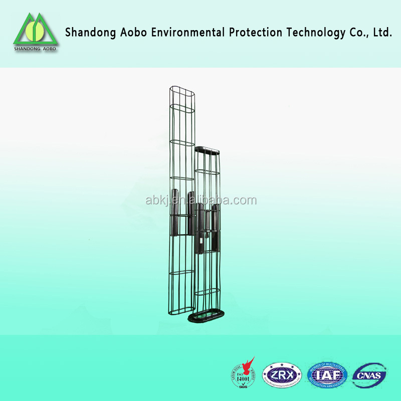 China in Flat dust collector Bag Cage/ Envelop Bag Cage/ Flat Filter Bag cage
