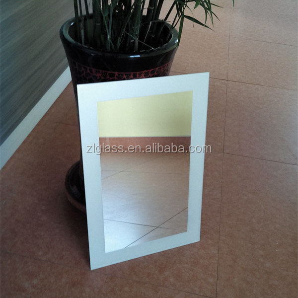 Etched One Way Mirror GlassExtra Clear Mirro GlassBest Quality Security Edge And Surface Process