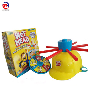 Wet Head Hat Water Game Challenge funny Game toy For April Fools' Day