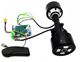 Dual Drive MP 90 mm Hub Motor and Controller Board for Electric Longboard