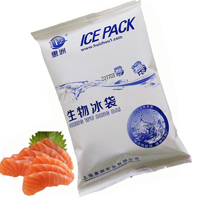 frozen meat packing insulated shipper cold food packaging box