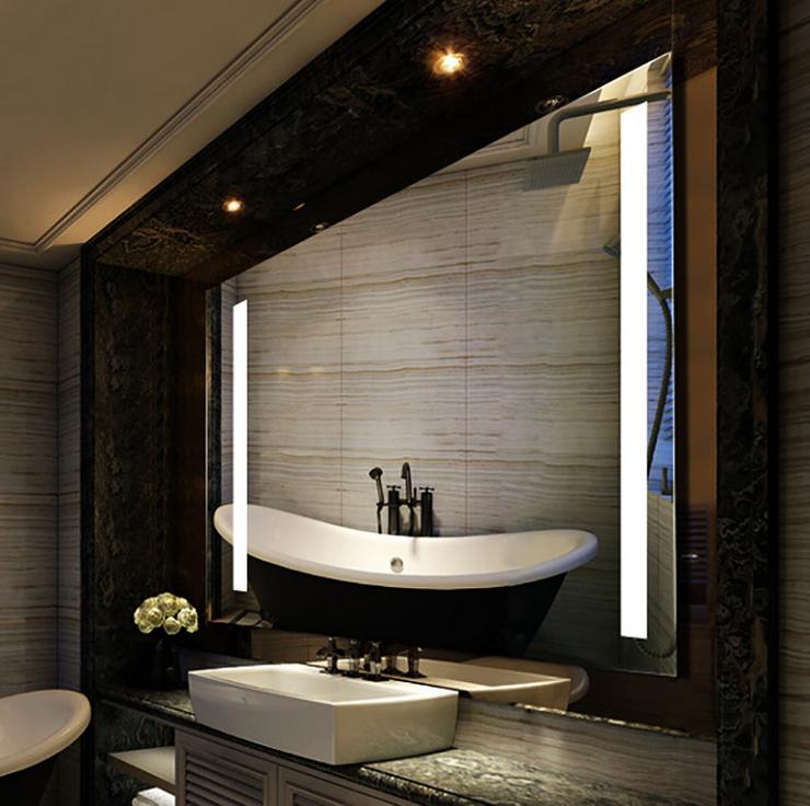 Bathroom Lights Dubai dubai wall-mounted led lights bathroom mirror washing mirror emi