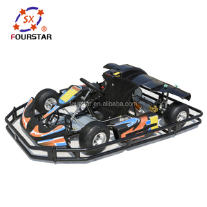 90cc kids go kart with safety bumper