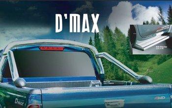 Sport Bar Side Step For Isuzu D Max