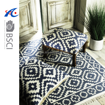 Kilim Plastic Outdoor Mats Pp Straw Indoor Rug Custom Picnic Beach Blanket
