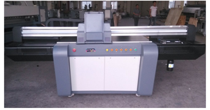 Cheap flatbed printer with high speed and high resolution