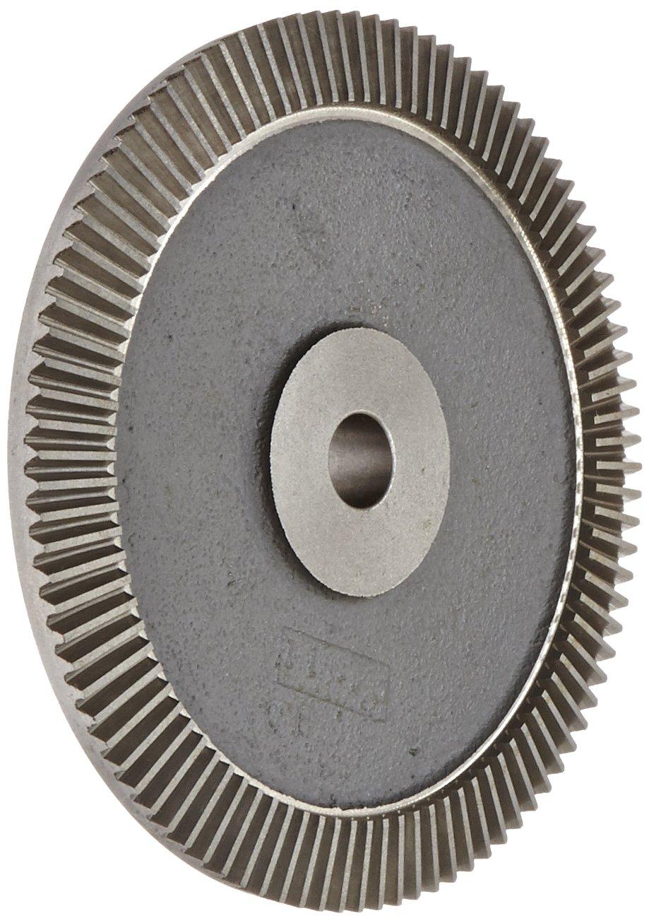 "Boston Gear PA6616Y-G Bevel Gear, 6:1 Ratio, 0.625"" Bore, 16 Pitch, 96 Teeth, 20 Degree Pressure Angle, Straight Bevel, Cast Iron"