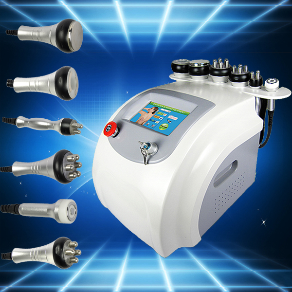 3in1 40Khz & 28Khz Ultrasonic Cavitation RFCavitation Slimming Machine