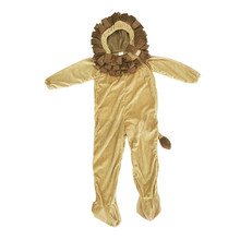 Chinese manufacturer high quality funny baby halloween lion costume