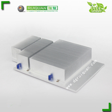 Aluminum extrusion 100W LED heatsink