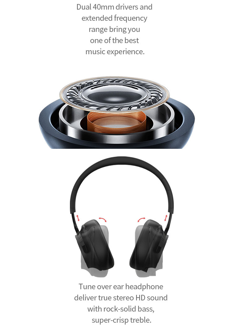 Promotion Gift bluetooth handsfree wireless stereo headset headphone