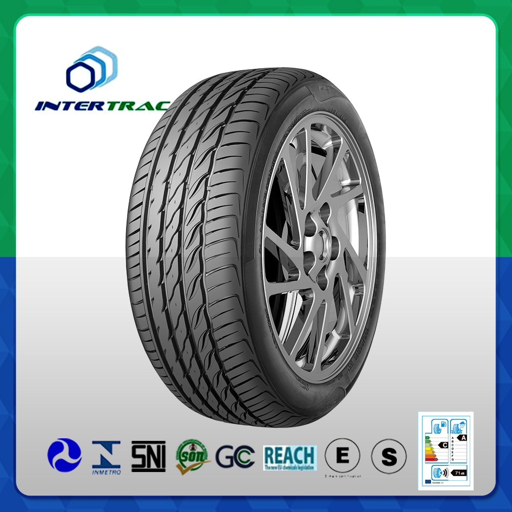 Radial Design and Solid Type Passenger Car Tire