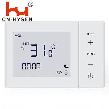 Room Card and Window Card Touch Screen Electronic Heating Thermostat Controller Boiler Control
