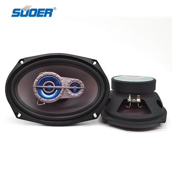 Wholesale high-power coaxial 3 way car speaker car audio speakers 6x9 inch 100W