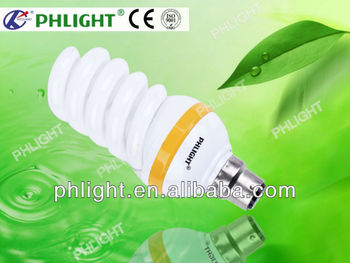 Company For Sale Full Spiral CFL Compact Energy Saver Light Bulb With Good  Price