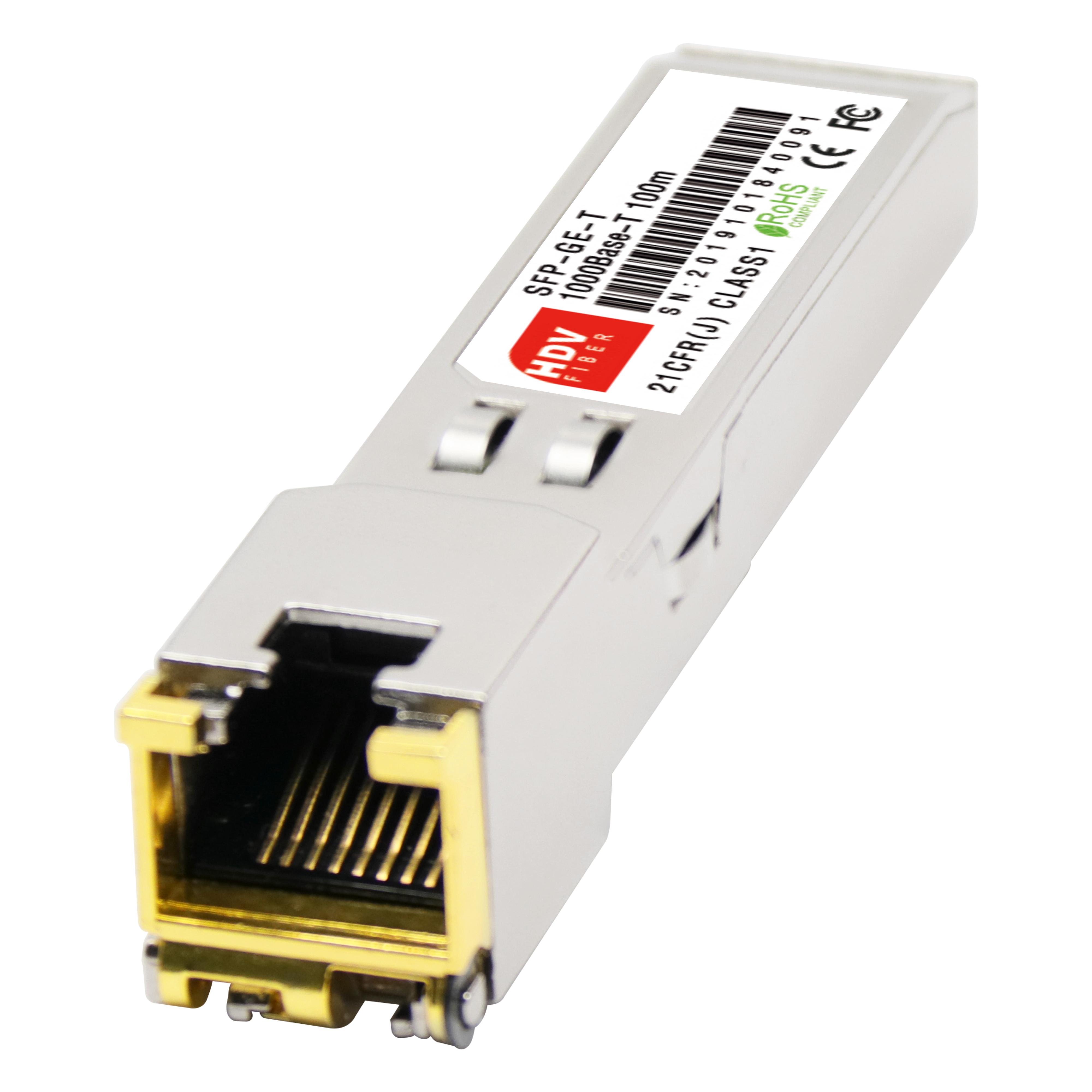 Copper Sfp Module 1000base-t Sfp Rj45 100m Optical Transceiver Compatible  With Cisco - Buy Sfp Copper,1000base-t Sfp,Sfp Copper Rj45 Module Product  on