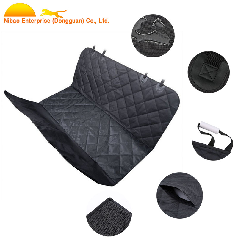 Waterproof Back Pet Car Seat Cover Protector for dogs