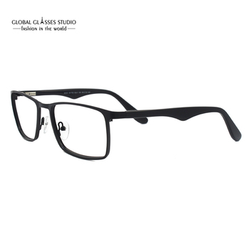 Simplicity Design Rectangle Eyeglasses Full Rim Optical Frame For ...