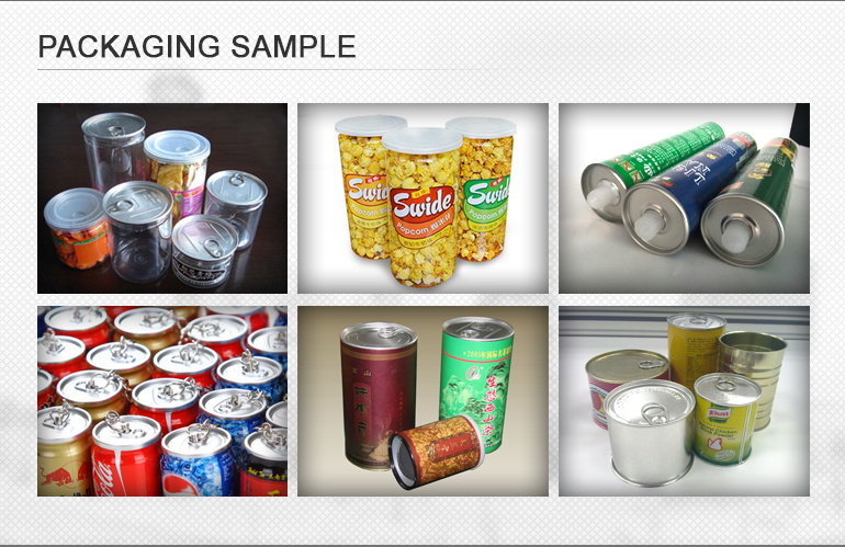 2021 Newest Soda Can Sealing Machine Automatic can seamer Automatic Tin Can Sealer with cup