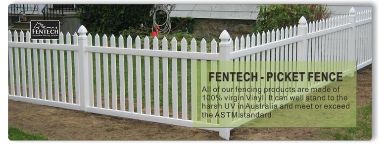Maintenance Gratuite Uv Protection Vinyle Pvc Palissade En Plastique Pour  La Maison Et Le Jardin - Buy Palissade,Palissade En Plastique,Palissade En  ...
