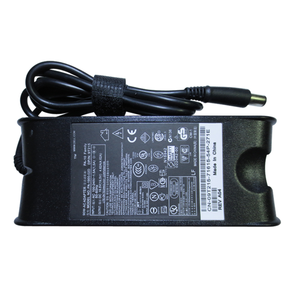 Brand new Laptop AC power adapter for DELL  PA-3E 19.5v 4.62A 90W laptop charger
