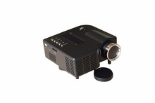 Unic UC28+ Portable Micro/Mini Hd LED Projector Cinema Theater w/ 1024 x 768 Resolution,Remote control,20K hours LED working
