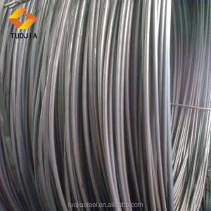 cold rolled Q195 low carbon wire rod steel coil 8mm steel rod price per ton