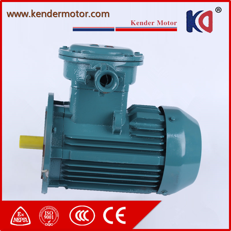 Long Life High Voltage Y801-4P 0.55KW Explosion Proof Three Phase Electrical Motor