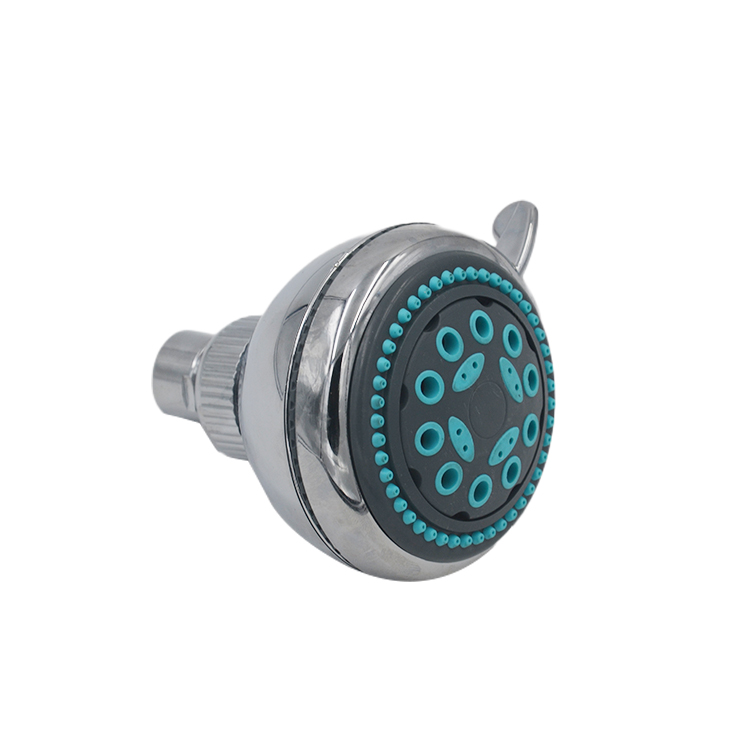 Traditional Bathroom ABS Plastic Rotating Shower Head NBYT-2020