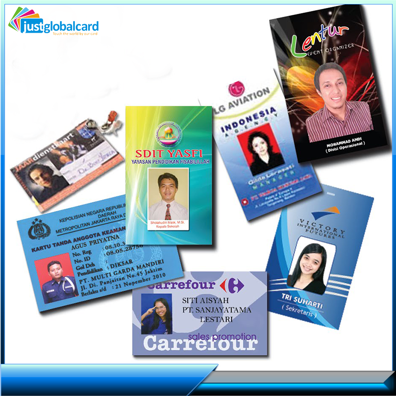 Customized Design School Student / Staff Employee / Facebook Photo Id Card