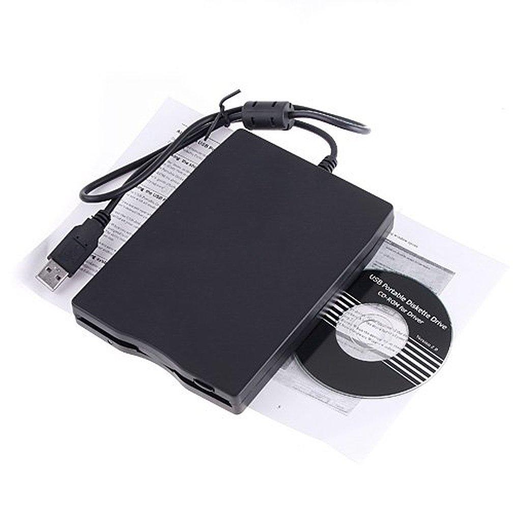 "SODIAL(R) U1.1/2.0 External 1.44 MB 3.5"" Floppy Disk Drive"
