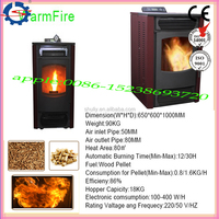 Cast iron wood pellet stove for sale small wood pellet stove china
