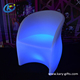 led light up balcony table chairs led patio furniture