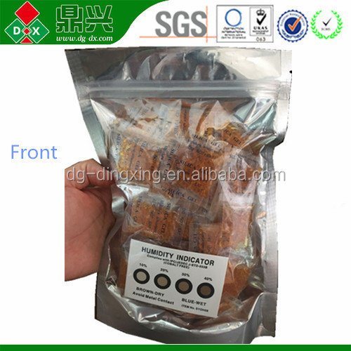 FREE Sample! 100*2G Silica Gel Desiccant Sachet Pouch Dry Vitamins Electronnic