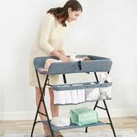 bathroom baby changing table black changing topper buy baby changing station