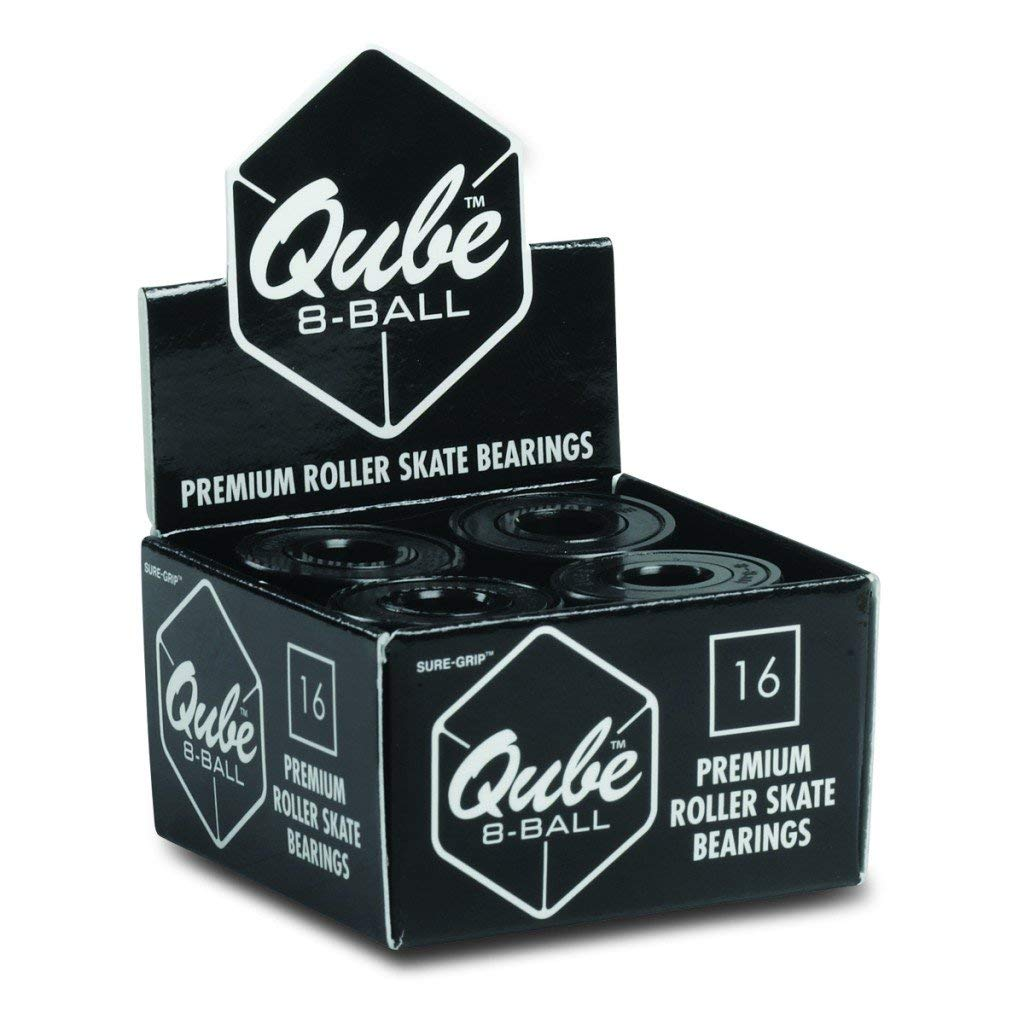 QUBE 8-Ball Roller Skate Bearings