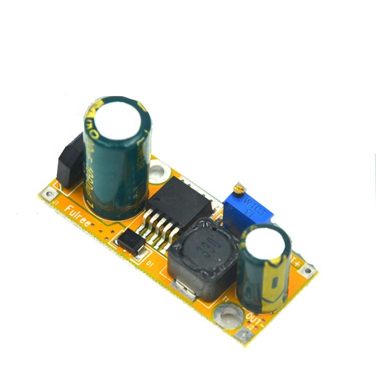 Ac-dc Voltage Regulator Ac2 5-27v To Adjustable Dc 1 5-27v 3a,Ac 24v 12v To  Dc 12v 9v 6v 5v 3 7v Step Down Power Converter - Buy Ac 24v To Dc 5v