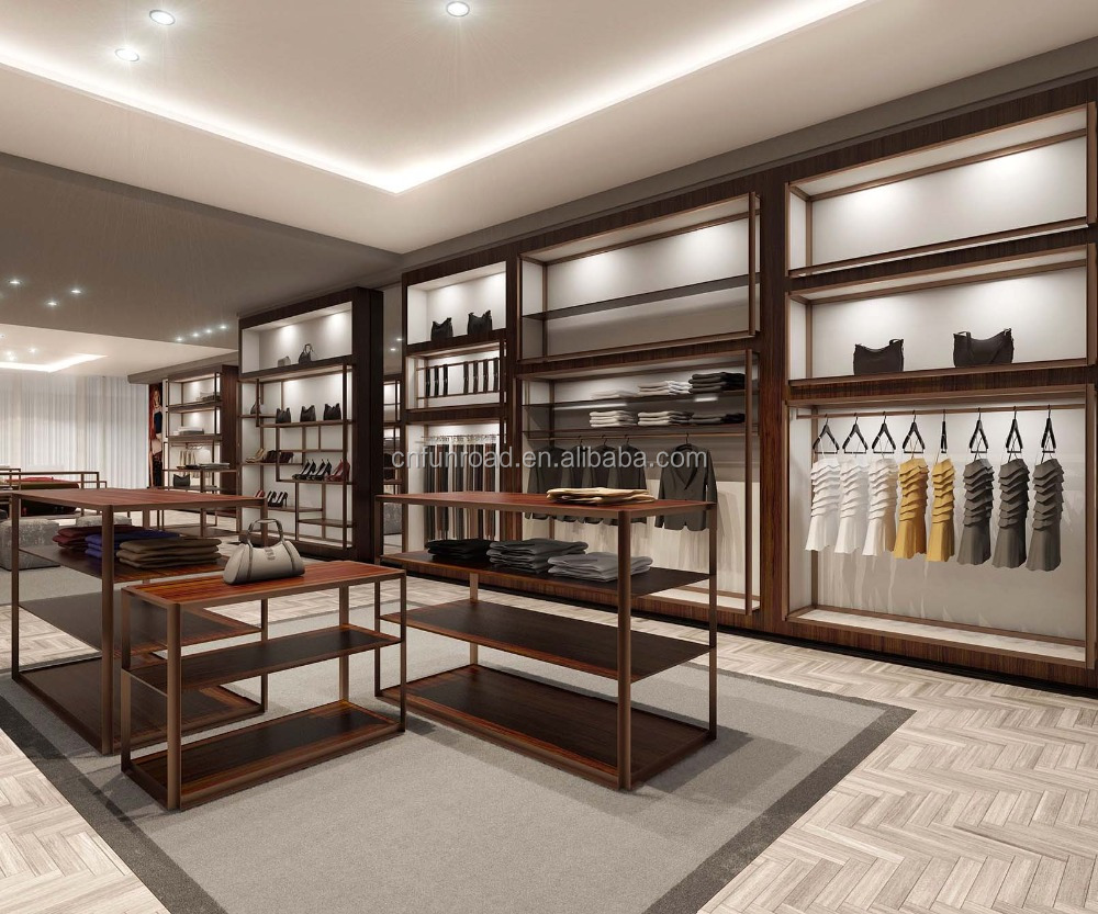 Luxury Clothing Shop Interior Design Tailor Store Display Furniture   Buy  Clothing Shop Interior Design,Tailor Store Display Furniture,Clothing Shop  Display ...