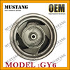 Good Quality Manufactured Forged GY6 wheel