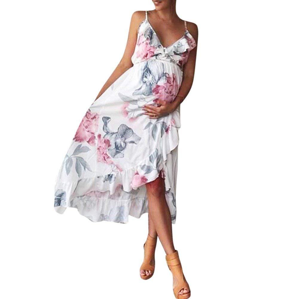 Get Quotations · Hongxin Maternity Dress d269a9d4414d