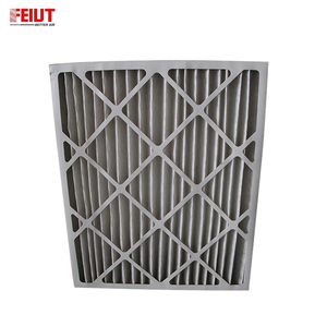 Pre-Filtration G3 to G4 Pleated Air Filters for Molecular Filtration