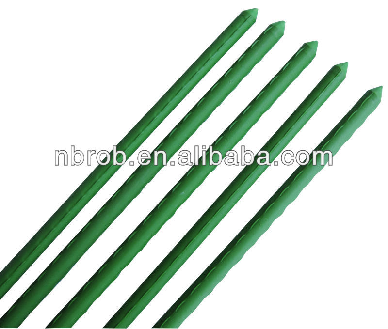 Plastic Coated Metal Garden Stakes, Plastic Coated Metal Garden Stakes  Suppliers And Manufacturers At Alibaba.com