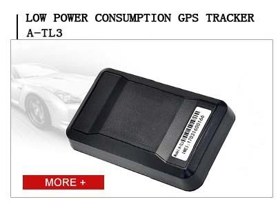 low power consumption gps tracker