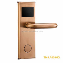 hot selling 201 stainless steel wireless rfid door lock Italy