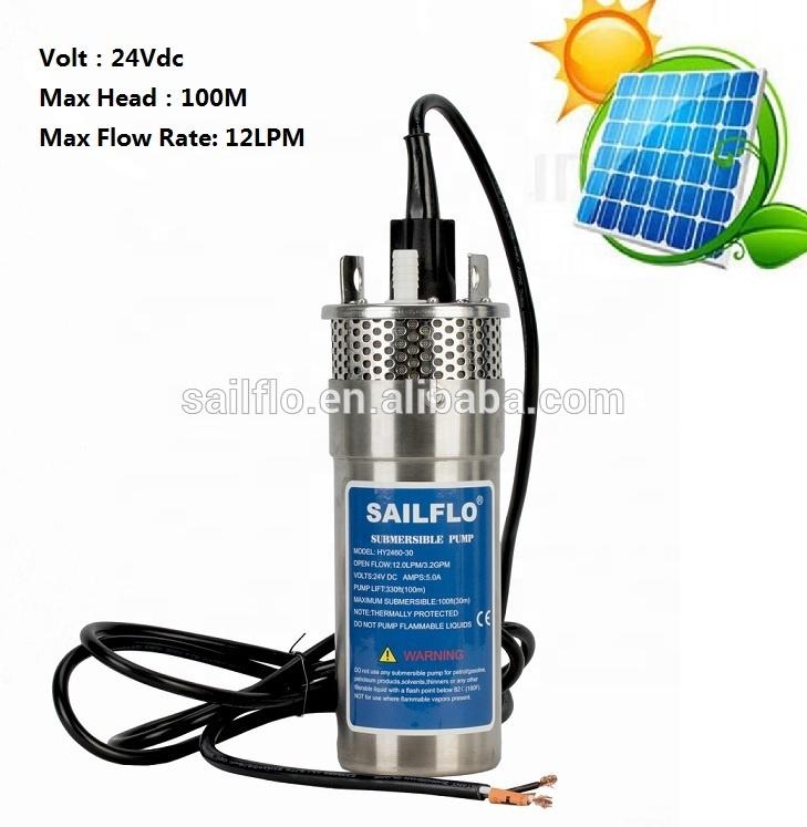 Sailflo12v dc 14L/min einspritzpumpe/kleine hydraulische iesel kraftstoffpumpe/mini getriebeölpumpe