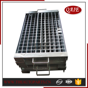 China Suppliers 30x3 Floor Steel Grid Grating