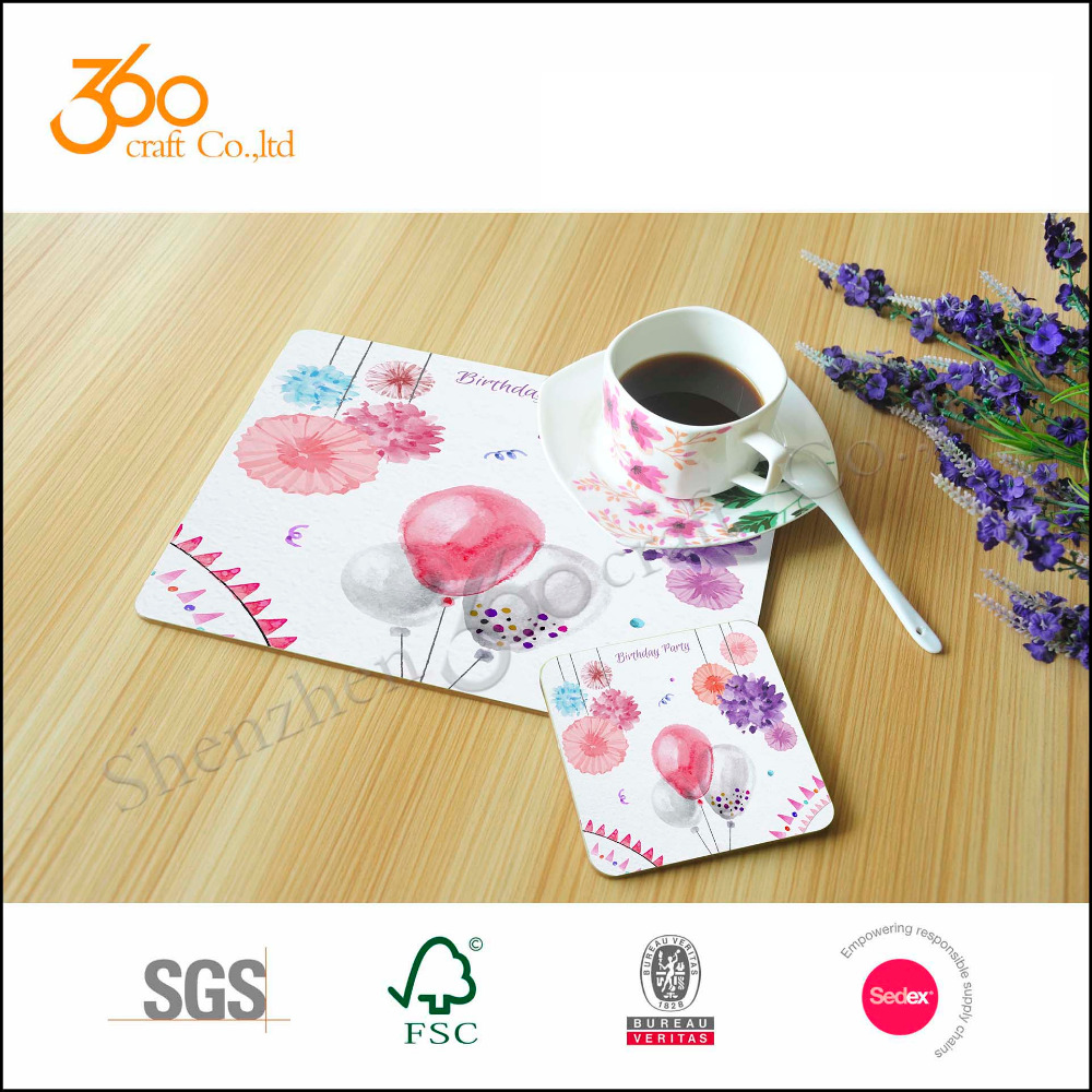 Mats & Pads Table Decoration & Accessories Type and Stocked,Eco-Friendly Feature Kitchen Table Placemat